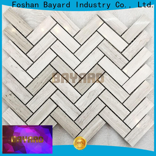high-end mosaic wall tiles beige vendor for hotel