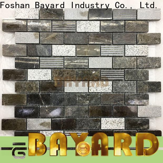 mosaic tile sheets outdoor factory for supermarket