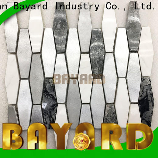 Bayard high quality mosaic tile supplies factory price for foundation