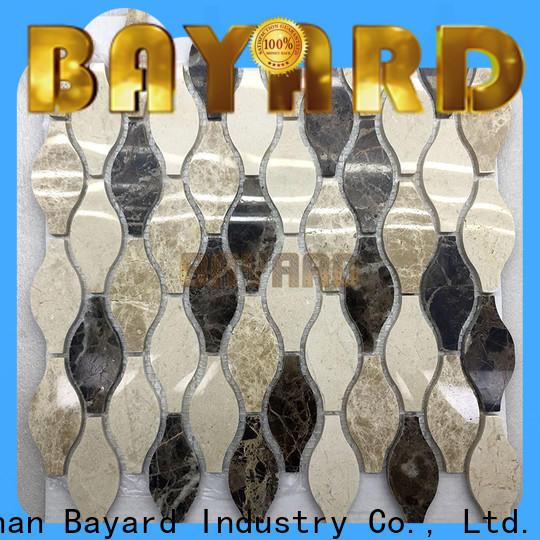 Bayard marble mosaic tile supplies dropshipping