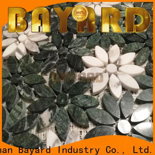 Bayard upscale mosaic kitchen wall tiles dropshipping for foundation