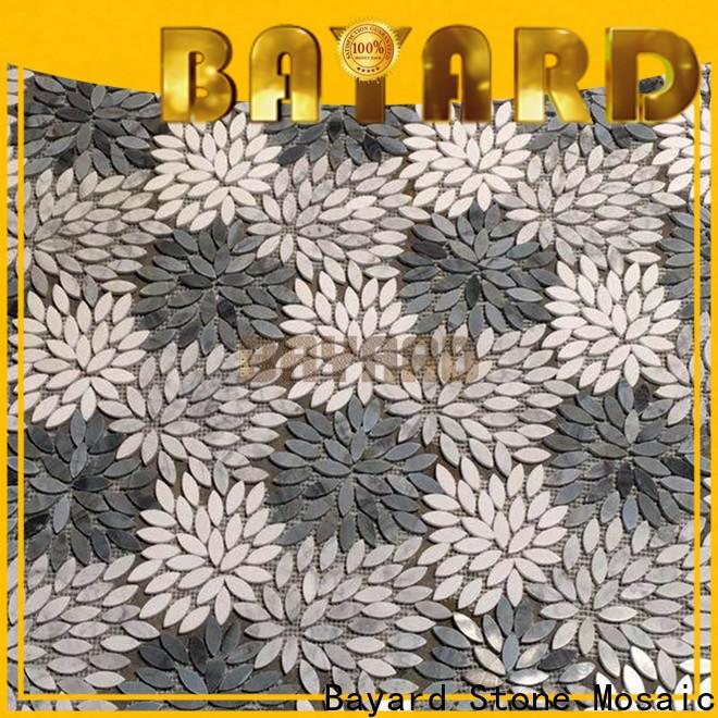 Bayard high-end mosaic kitchen floor tiles dropshipping for wall decoration