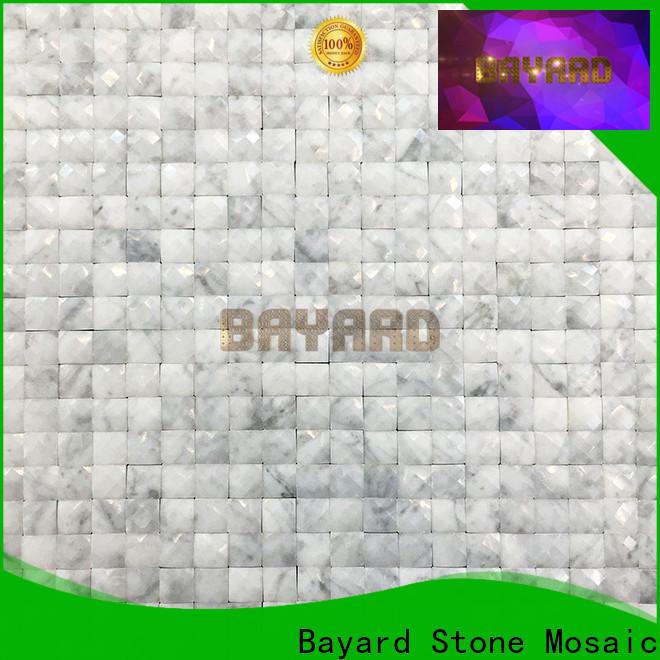 Bayard fantastic 2x2 ceramic mosaic tile factory price for wall decoration