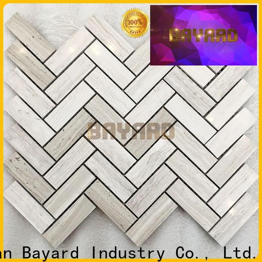Bayard high-end mosaic flooring supplier for hotel