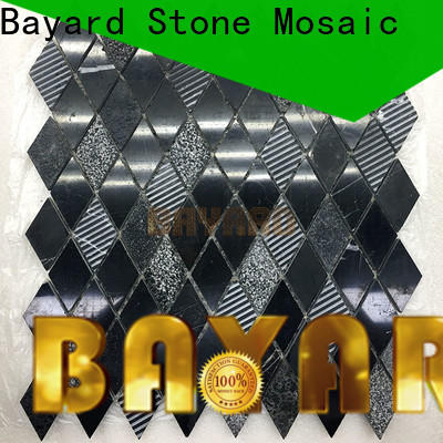 mosaic tile sheets grey factory price for bathroom