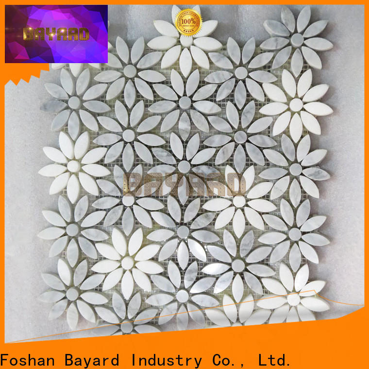 fashion design mosaic bathroom wall tiles mix newly for wall decoration