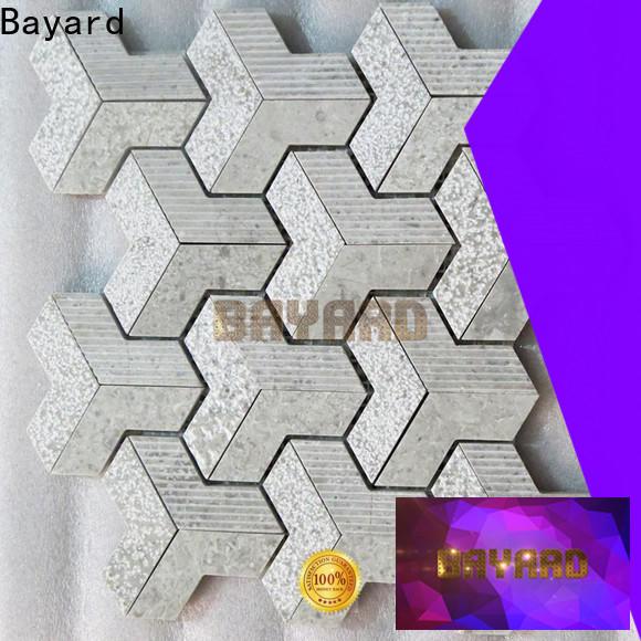 Bayard blue mosaic bathroom wall tiles vendor