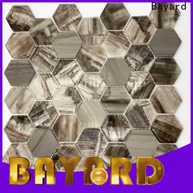 Bayard brick Glass mosaic in china for foundation