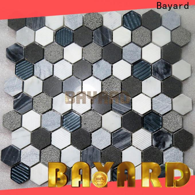 Bayard affordable mosaic backsplash for swimming pool