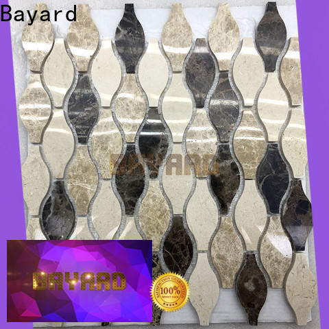 Bayard fashion design colorful mosaic tile for wholesale for wall decoration