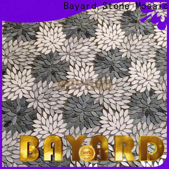 Bayard high quality mosaic bathroom wall tiles newly for hotel lobby