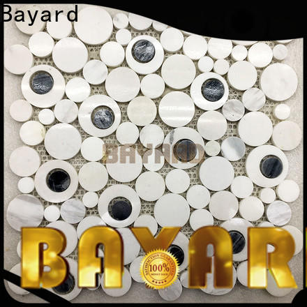 high-end discount mosaic tile bathroom factory price for wall decoration