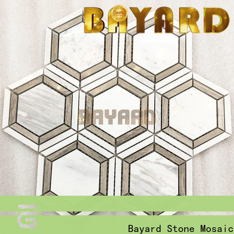 Bayard mixed italian mosaic tile marketing for wall decoration