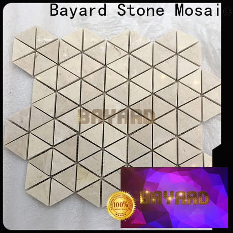 high-end grey mosaic tiles decorative for supermarket