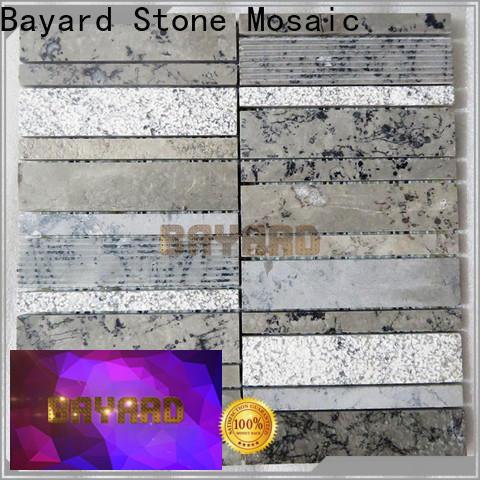 Bayard marquina mosaic tile sheets