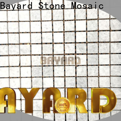 Bayard mixed glass mosaic wall tiles shop now for foundation