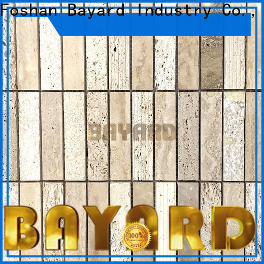 Bayard popular marble mosaic wall tile grab now for decoration