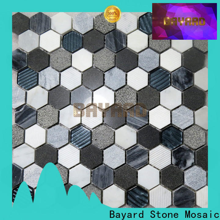 elegant mosaic floor tiles premium factory for bathroom