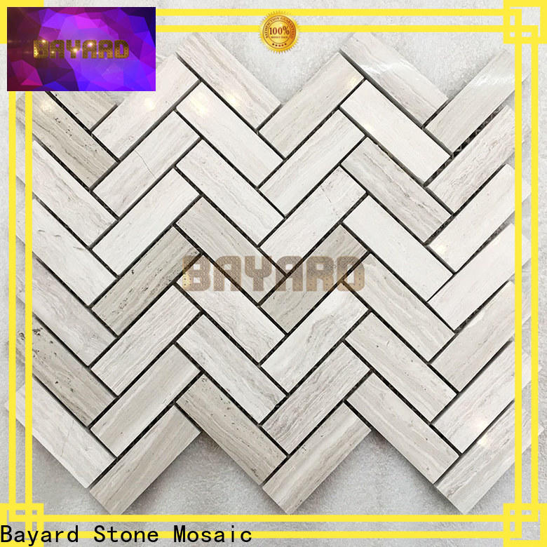 natural mosaic tile patterns antislip factory for bathroom