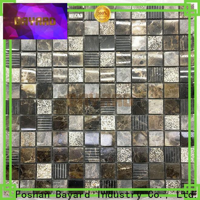 mosaic tile kitchen backsplash wall dropshipping for TV wall