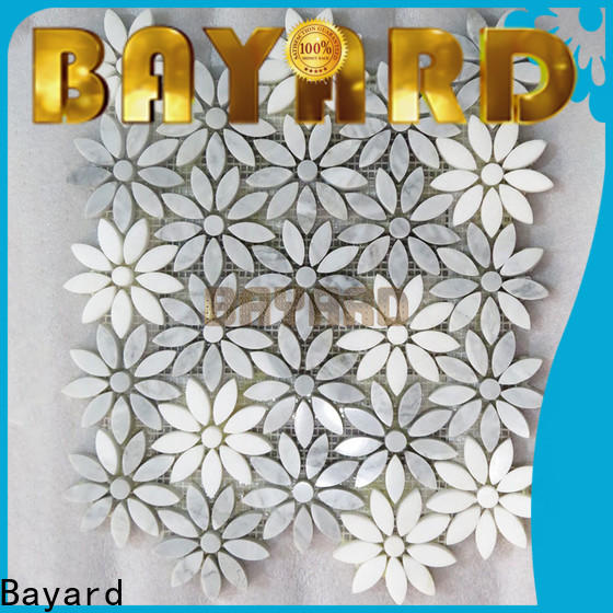 high quality outdoor mosaic tiles spanish factory for wall decoration