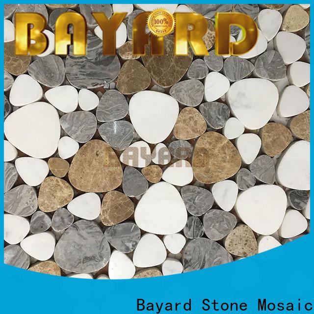Bayard high-end mosaic tile supplies vendor for hotel lobby