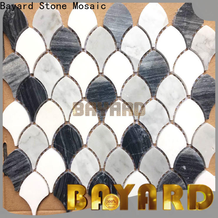 Bayard fashion design mosaic bathroom wall tiles dropshipping for wall decoration