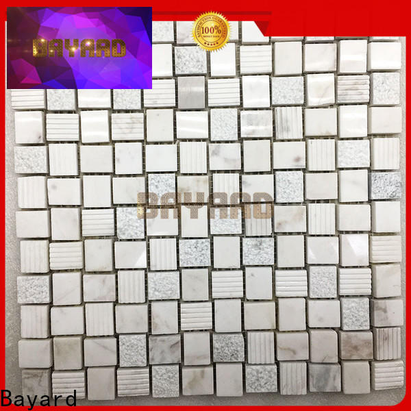 Bayard low cost black and grey mosaic tiles shop now for bathroom