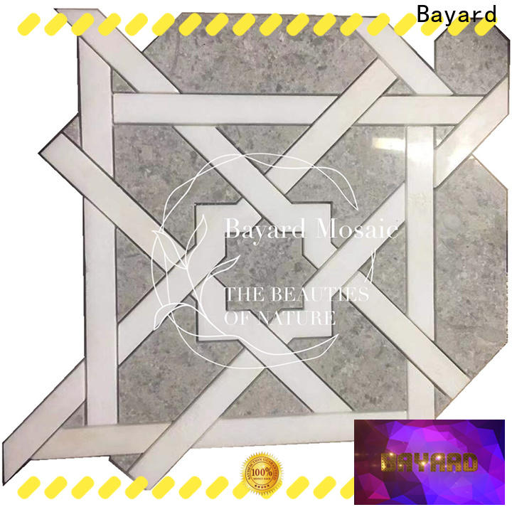 Bayard flower water jet marble grab now for decoration