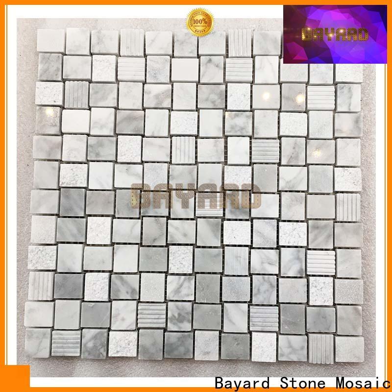 Bayard affordable mosaic bathroom floor tile grab now for supermarket