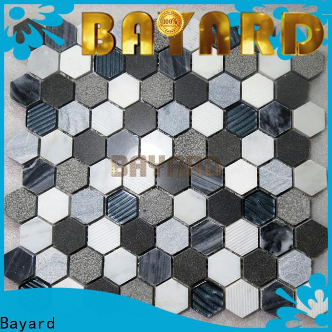 Bayard line mosaic tile kitchen backsplash supplier