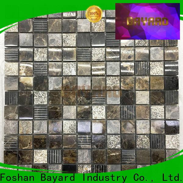 Bayard am306gl mosaic floor tiles supplier for hotel