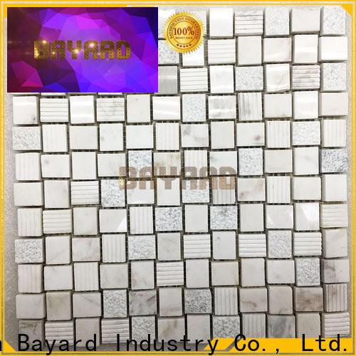 Bayard hexagan light grey mosaic tiles shop now for bathroom