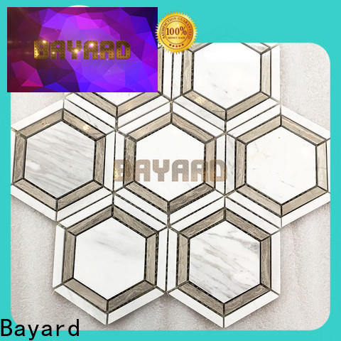 profdssional 2x2 ceramic mosaic tile sheets owner for foundation