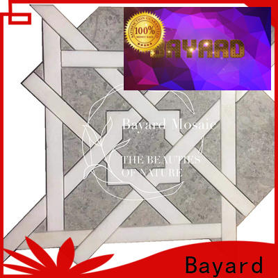 Bayard natural waterjet tiles for wholesale for foundation