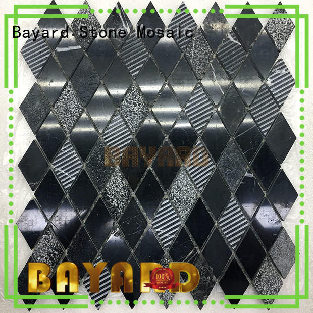Bayard good-looking mosaic wall tiles factory price for supermarket