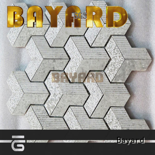 Bayard elegant 2x2 mosaic tile order now