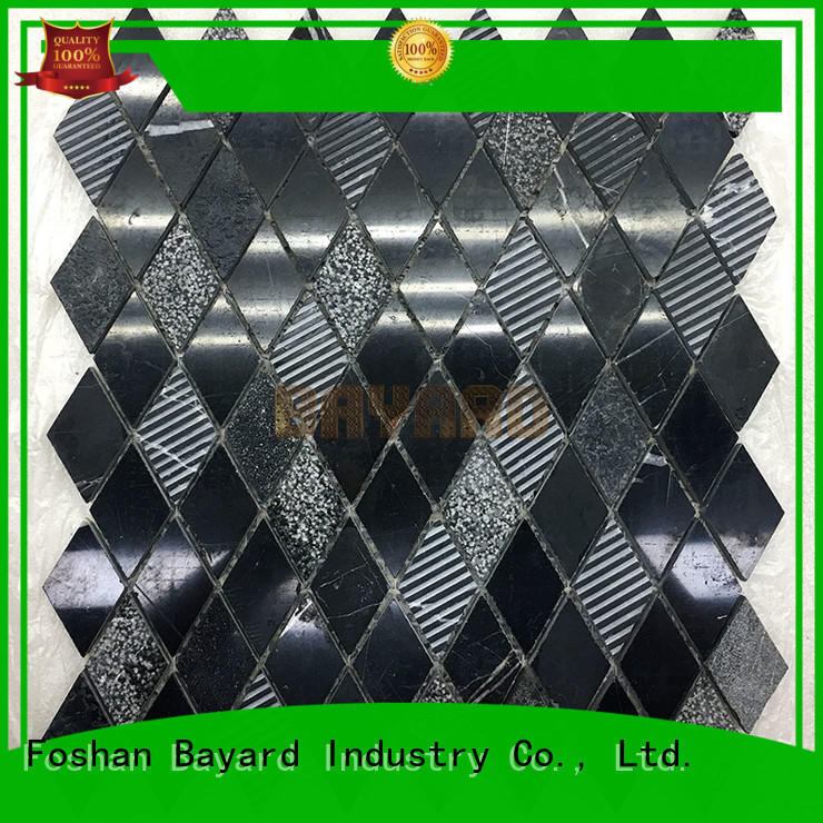 Bayard affordable mosaic flooring for wholesale for hotel