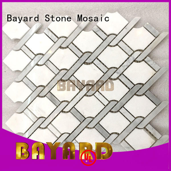 White marble mosaic tiles marble mosaic floor tile marble glass mosaic tile