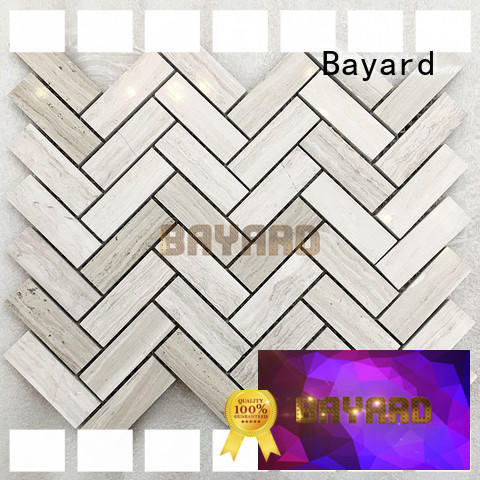 Bayard mosaic mosaic floor tiles for wholesale for decoration