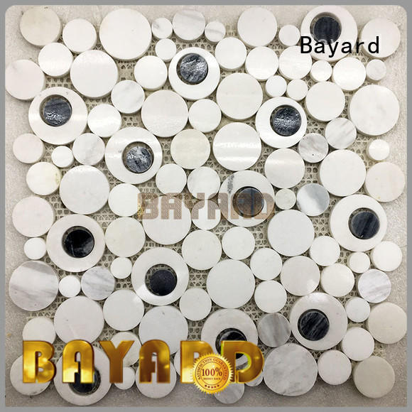 widely used mosaic kitchen wall tiles sheets for wholesale for hotel lobby