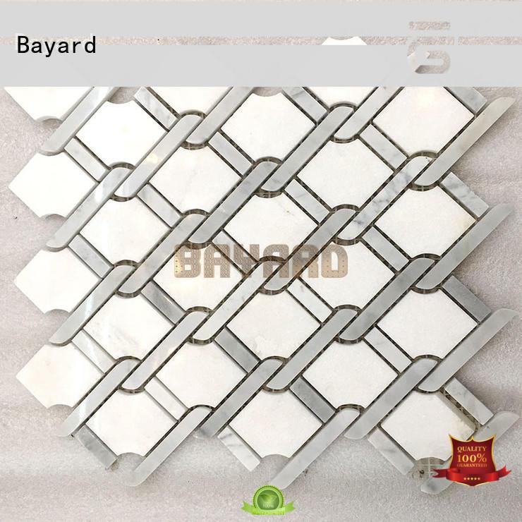 Bayard colors mosaic border tiles in china for foundation
