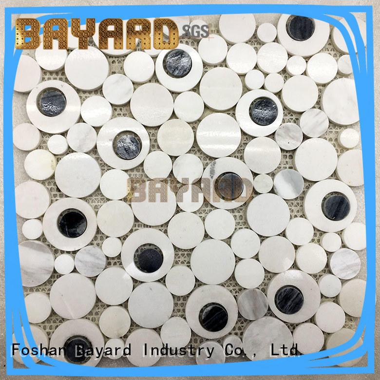 Bayard spanish mosaic tile splashback factory