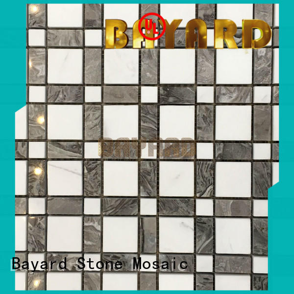 upscale marble mosaic tile sheets owner for foundation