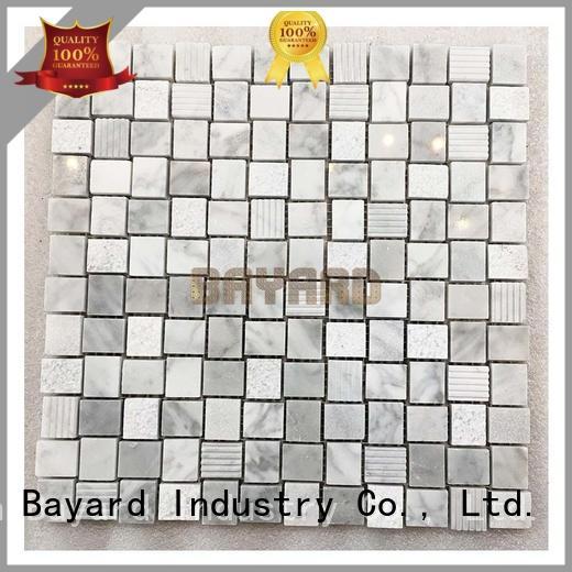 Bayard elegant mosaic pattern floor tiles tile for swimming pool