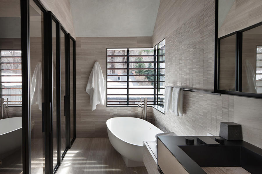 bathroom wall or floor natural stone mosaic tiles