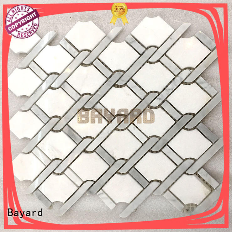 sheets metal mosaic tiles supplier