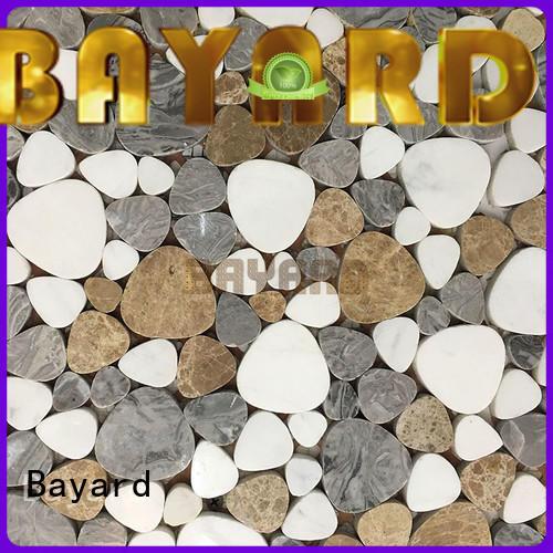 Bayard high quality outdoor mosaic tiles vendor for hotel lobby