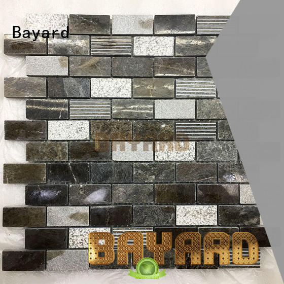 wall mosaic style tiles for decoration Bayard