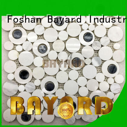 Bayard many glass and stone mosaic tile order now for bathroom